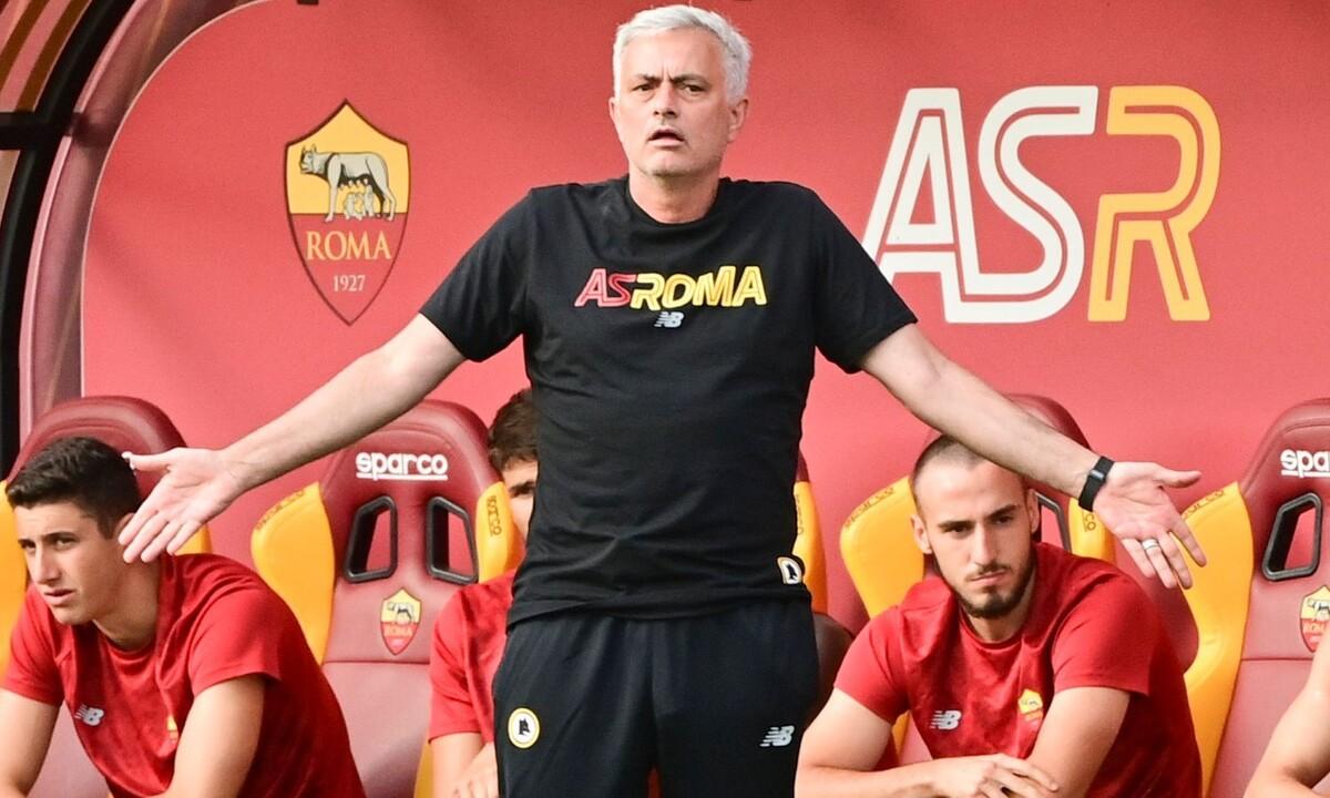 Mourinho đã có cảm hứng khi đến Roma