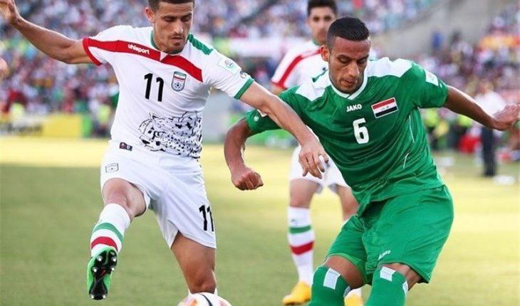 Iraq không lo ngại đội bóng láng giềng Iran