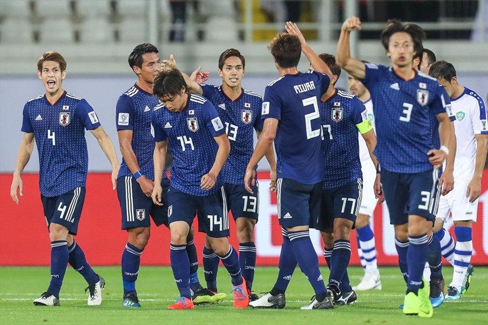 Đội hình thi đấu của tuyển Nhật Bản