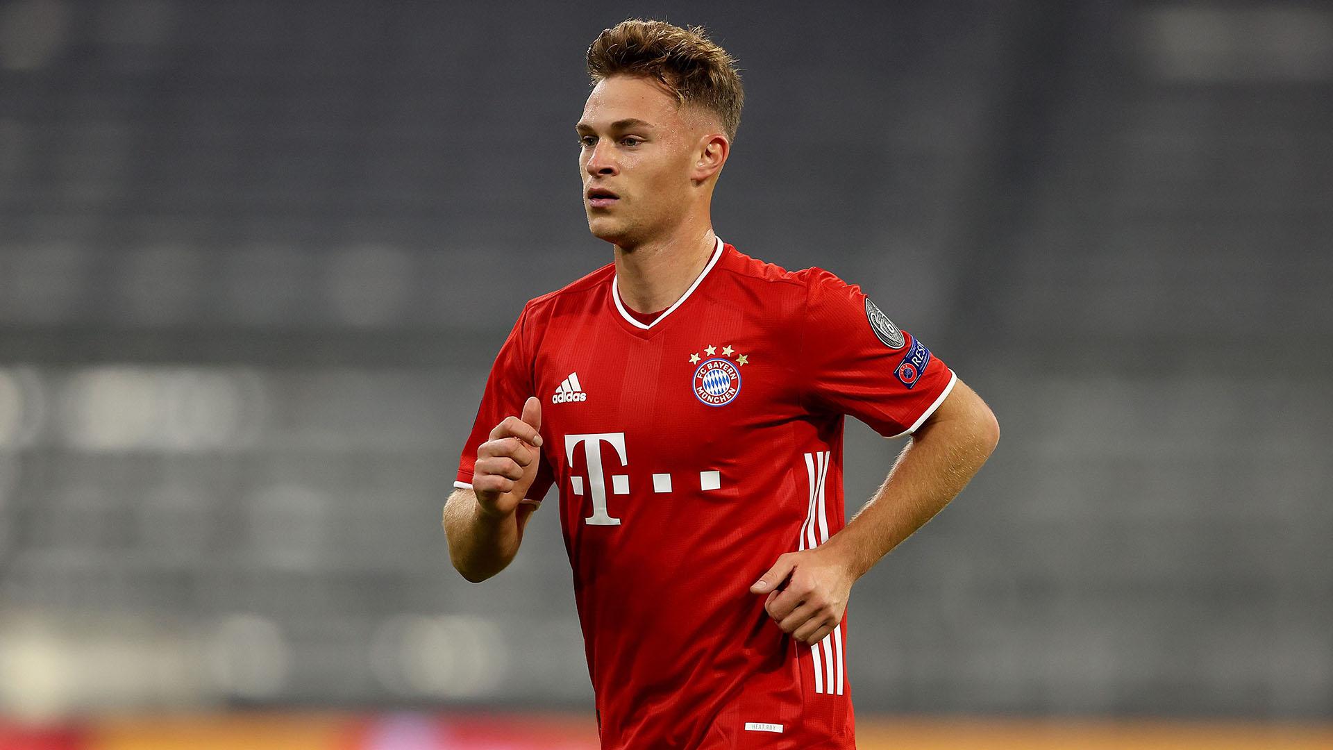 Joshua Kimmich dần khẳng định được vai trò thủ lĩnh tại Bayern