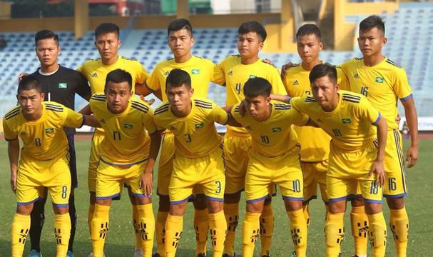 Sông Lam Nghệ An đang đứng cuốibảng xếp hạng V.League 2021