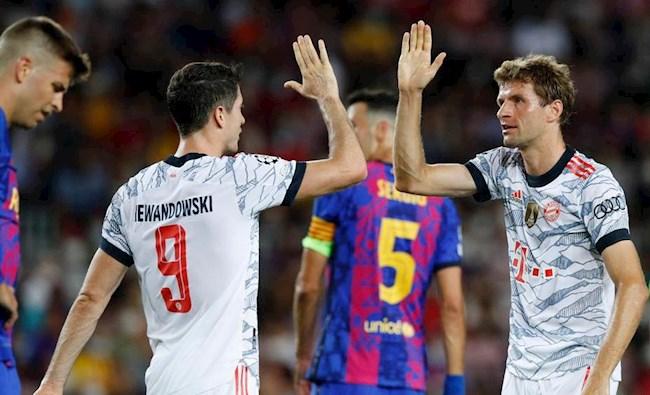 Barcelona vừa trải qua trận thua trước Bayern Munich