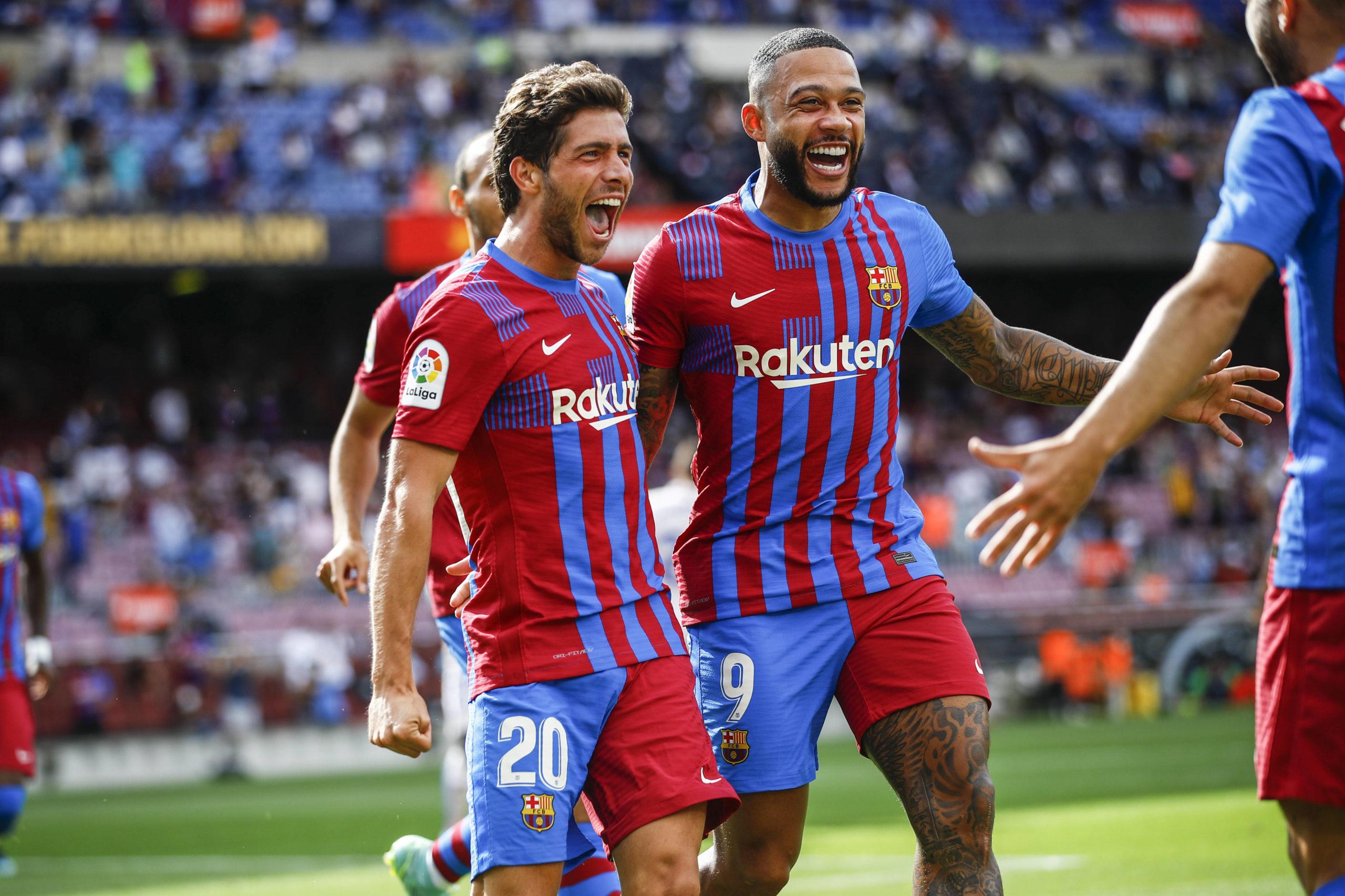 Barcelona hướng tới chiến thắng trước Granada