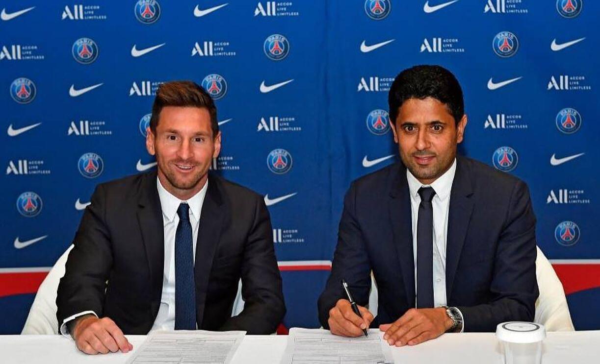 Bản hợp đồng của PSG với các cầu thủ Tây Ban Nha