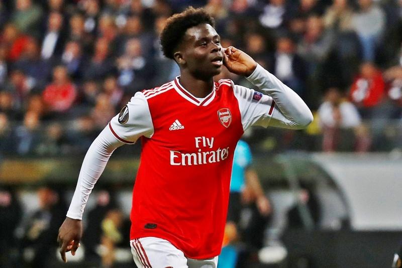 Nhiều người coi Bukayo Saka là một trong những tài năng lớn của bóng đá Anh