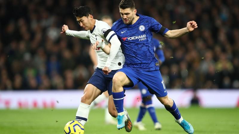 Chelsea chiến thắng hủy diệt trước Tottenham