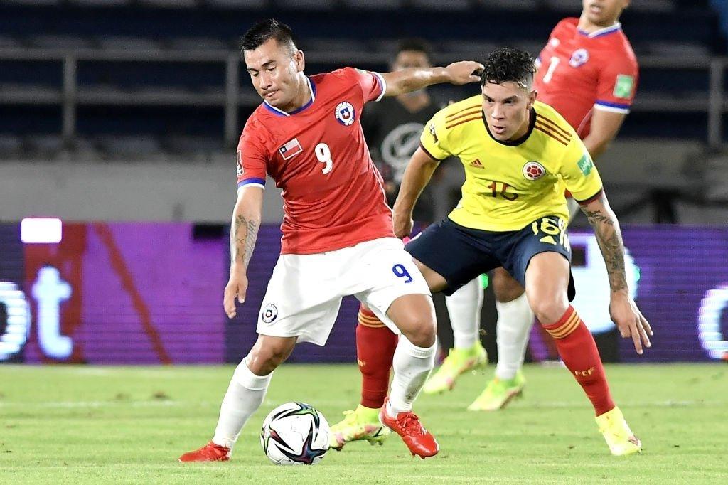 Chile đã không thể có thêm bàn thắng dù chỉ là một pha lập công
