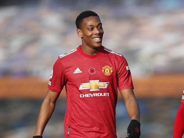 Tiền đạo Anthony Martial của Man United từ chối về Pháp, quyết bám trụ tại Man United