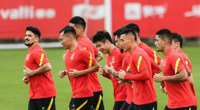 ĐT Trung Quốc có gần 1 tháng để chuẩn bị cho trận đấu gặp ĐT Việt Nam
