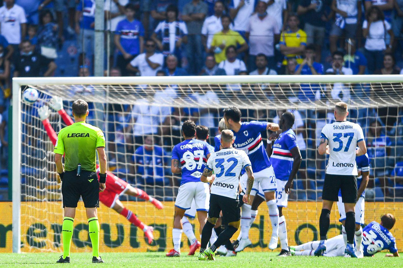 Inter nổi tiếng với những cú sút phạt ngoạn mục