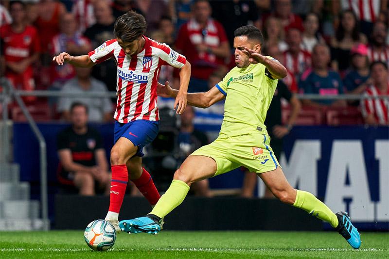 Atletico Madrid cho thấy những bất ổn tại vòng 6