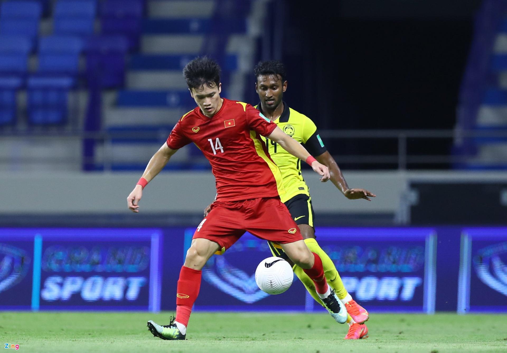 Thai League muốn chiêu mộ tiền vệ trẻ tài năng Hoàng Đức