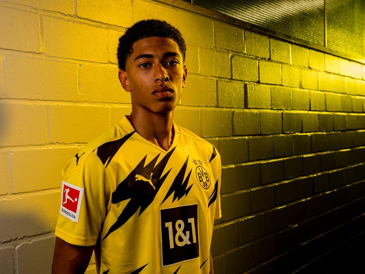 Liverpool thuyết phục Dortmund bán Jude Bellingham với giá 80 triệu bảng