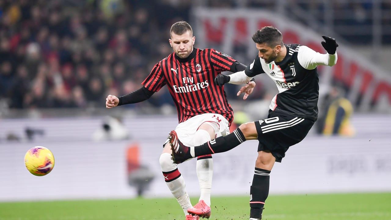 Đôi chân Nam Mỹ là nhóm trụ cột cho Juventus