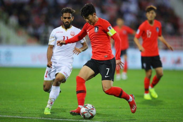 Đội tuyển Hàn Quốc chịu áp lực khá lớn trước trận đấu với Lebanon