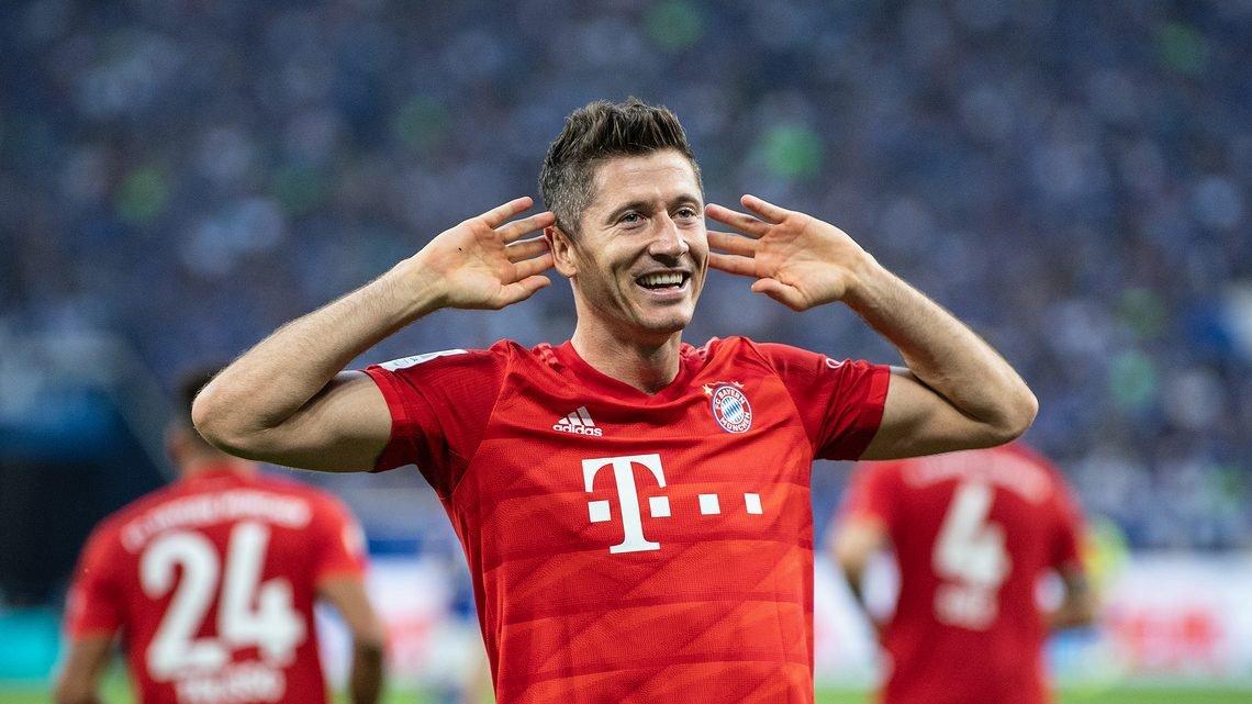 Robert Lewandowski đang dẫn đầu danh sách ghi bàn của Bundesliga
