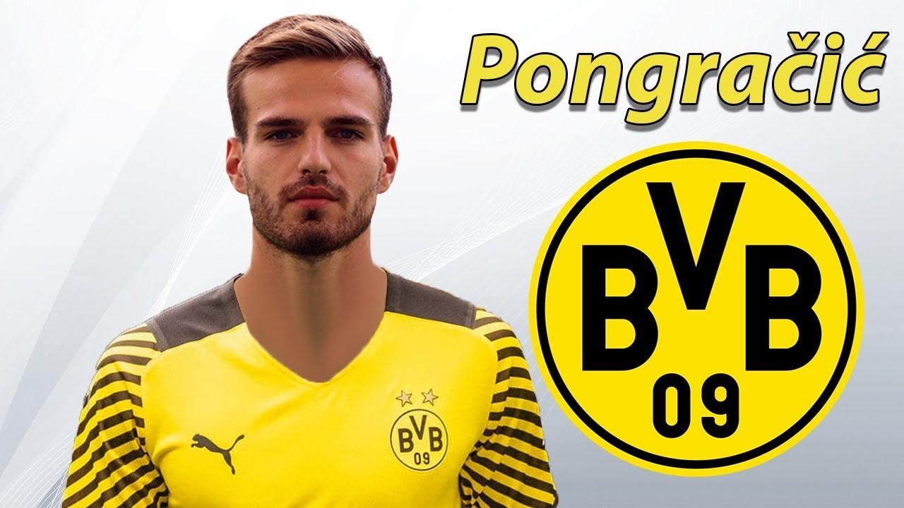 Dortmund mang về Marin Pongracic từ Wolfsburg vào cuối ngày của kỳ chuyển nhượng