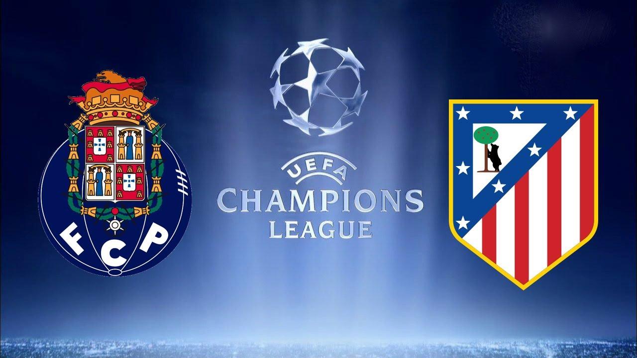 Atletico Madrid hòa Porto với tỷ số 0-0 ở lượt trận đầu tiên bảng B cúp C1