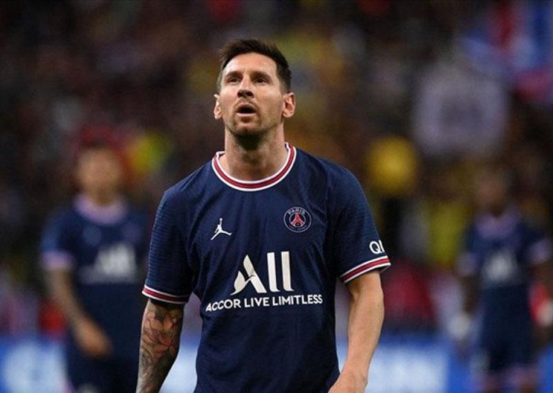 Messi vắng mặt trong các trận đấu tới