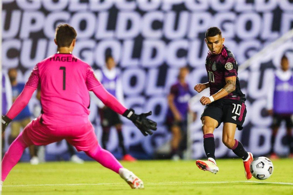 Đội tuyển Mỹ giành chiến thắng 4-1 trước đội tuyển Honduras