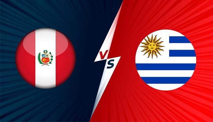 Uruguay cầm hòa Peru trong trận đấu thuộc vòng loại World Cup 2022 khu vực Nam Mỹ