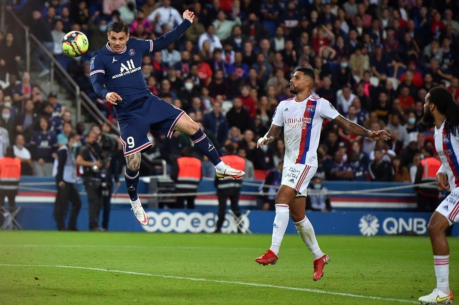 PSG thắng Lyon