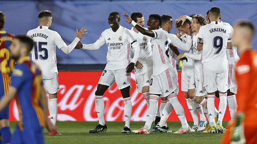 Hàng công của Real Madrid được gọi tên