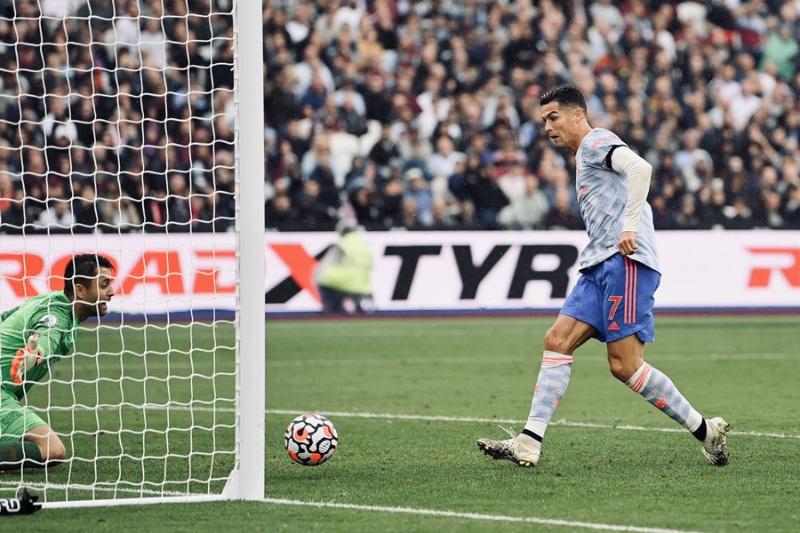 Ronaldo được cho là nhân tố chủ lực của MU ở mùa giải này