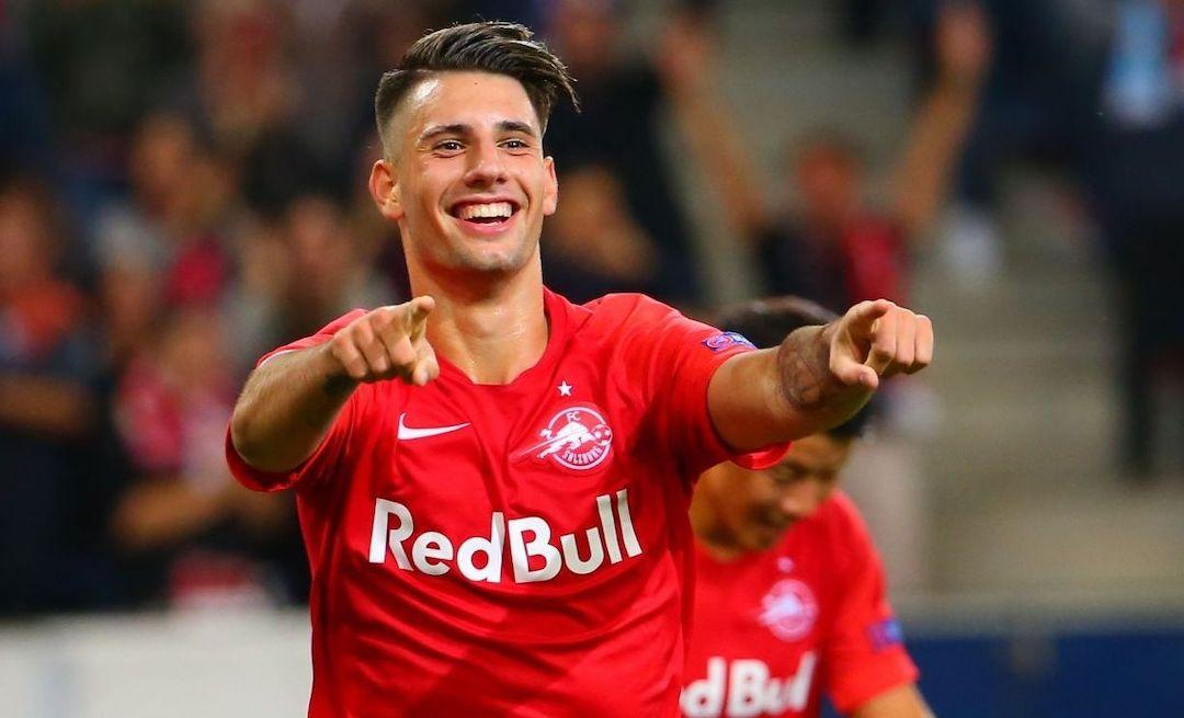 Giải Tân binh hay nhất tháng 8 của Bundesliga gọi tên Dominik Szoboszlai