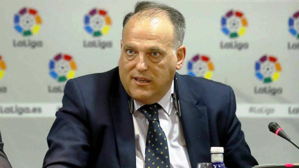 Chủ tịch La Liga phát biểu liên quan đến PSG