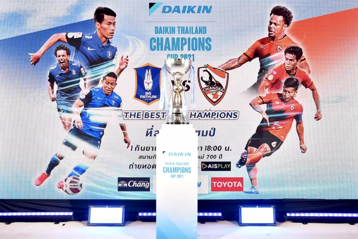 Liên đoàn Bóng đá Thái Lan sẽ tổ chức mùa giải mới 2021/2022
