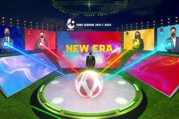 Kế hoạch tổ chức Thai-League 2021/2022 đã được cấp phép