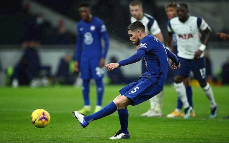 Lối chơi tấn công của Chelsea là điểm nhấn trong cả trận đấu