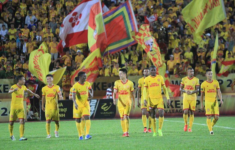 CLB Nam Định sẽ vi phạm quy chế V.League 2022 nếu không giải quyết vấn đề nợ thuế