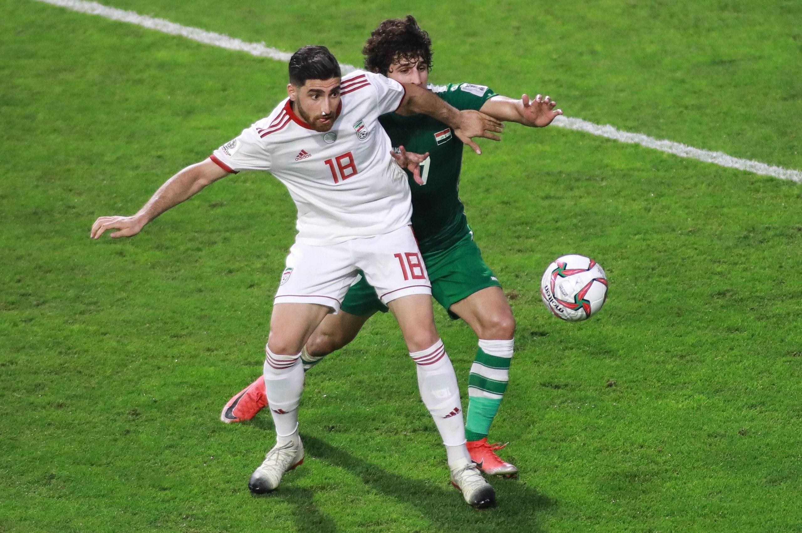 Sự chuẩn bị của Iraq và Iran trong trận đấu tại vòng loại thứ 2 World Cup 2022