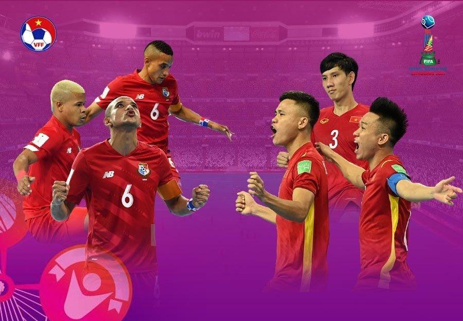 Chiến thắng trước Panama giúp ĐT Futsal Việt Nam có hy vọng đi tiếp tại VCK Futsal World Cup 2021