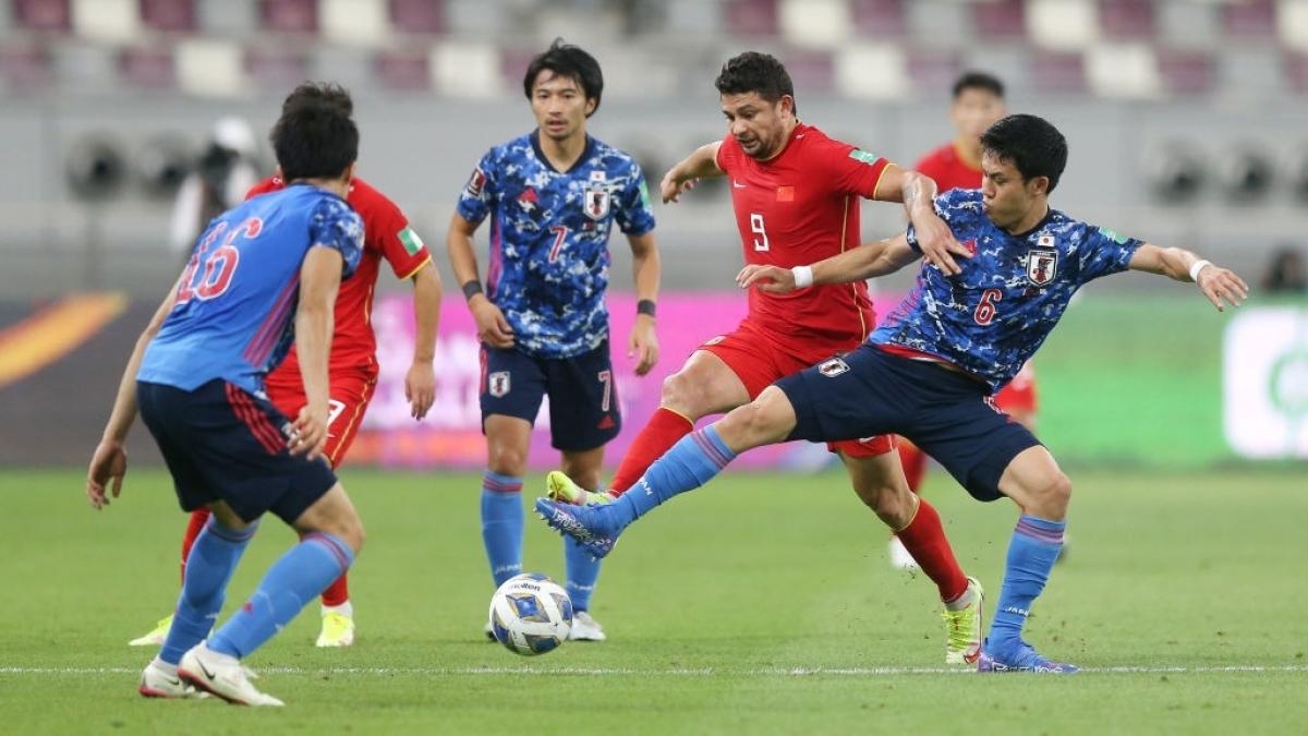 Đoàn quân của HLV Li Tie đã nhận thất bại thứ hai liên tiếp tại vòng loại World Cup