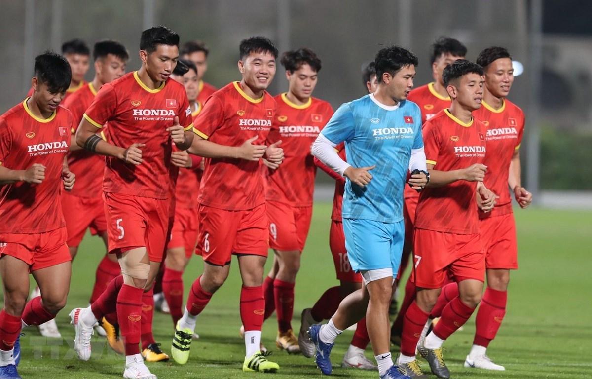 Đội hình tuyển Việt Nam tại vòng loại World Cup 2022
