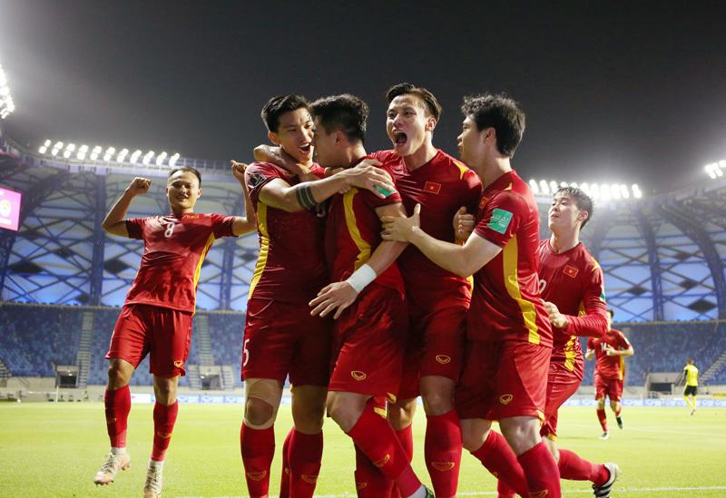 HLV Park Hang Seo thu hoạch kết quả sau 2 trận đấu đầu tiên ở vòng loại cuối World Cup 2022