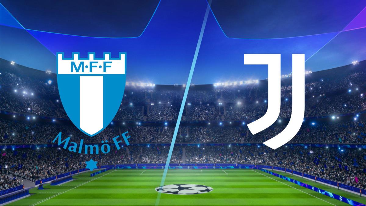 Juventus tìm lại chiến thắng sau trận đấu với Malmo tại vòng bảng C1