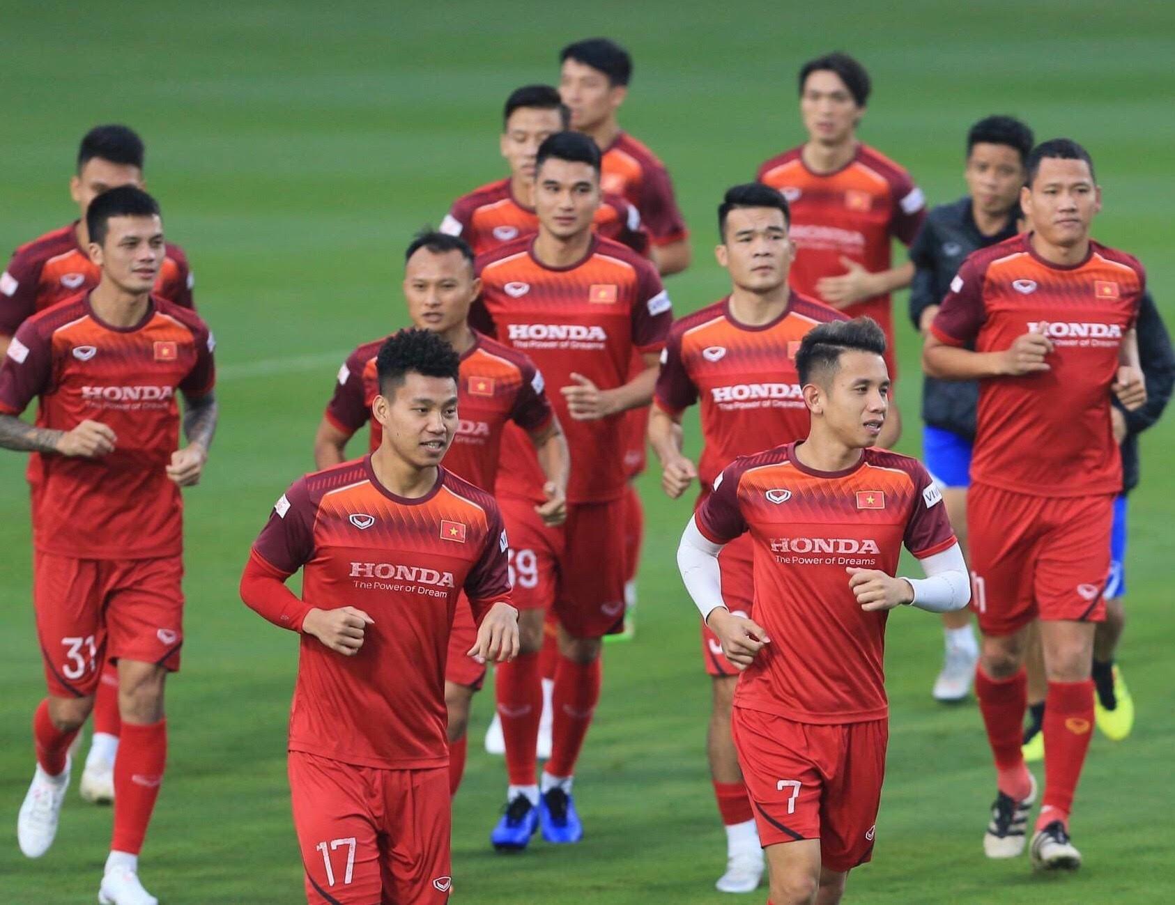 HLV Park tiếp tục bổ sung lực lượng cho ĐT Việt Nam tại vòng loại cuối cùng World Cup 2022