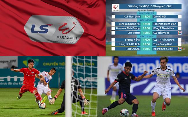 VFF thông báo kế hoạch tổ chức phần còn lại của V-League 2021
