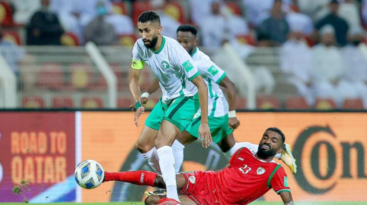 Saudi Arabia giành chiến thắng khi làm khách trên sân Oman