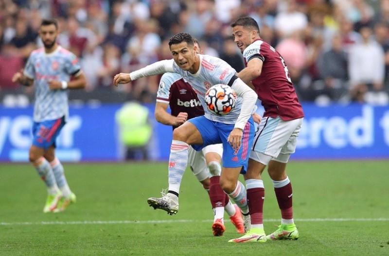 West Ham đã chơi quyết tâm trong trận tiếp MU ở vòng 5 Ngoại hạng Anh